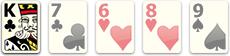 комбинация Старшая карта (High Card)